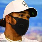 'It's a work in progress': Mercedes will use 'larger gaps' in the 2020 F1 calendar to advance contract negotiations with Lewis Hamilton...after he refused to get distracted while in pursuit another world title