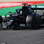 Ineos 'in £700m bid to buy Mercedes' with chemicals giant and Sir Jim Ratcliffe set to take 70 per cent share in Formula One team
