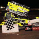Poirier & Martin Share Humberstone Sprint Accolades