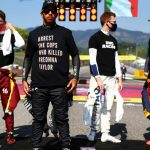 Lewis Hamilton vows to keep protesting as FIA launches review of guidelines