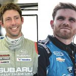 Pastrana & Daly Join Niece For Vegas Truck Race
