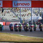 FIM Enel MotoE™ World Cup: Race 2 grid changes