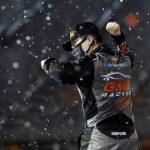 Mayer Stuns At Bristol, Earns Breakthough Truck Win