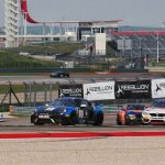 Davis & Bell Are GT4 SprintX Stars In Texas