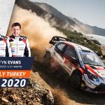 Evans wins crazy Rally Turkey to regain WRC lead