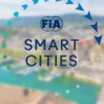 Formula E CEO Jamie Reigle speaks at FIA Smart Cities eForum