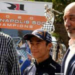 Sato, Rahal, Lanigan Enjoy Spoils of Indy 500 Victory during Chicago Tour