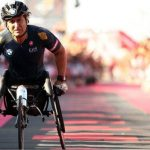 Alex Zanardi shows 'signs of interaction' after road accident
