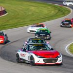 Carter Rebounds For Another Mid-Ohio Victory