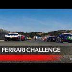 Ferrari Challenge North America – Laguna Seca 2020, Trofeo Pirelli and Coppa Shell Race 1
