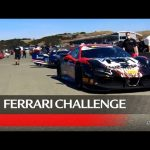 Ferrari Challenge North America – Laguna Seca 2020, Coppa Shell AM Race 1
