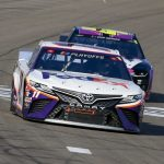 Hamlin 'Encouraged, But Disappointed' After Vegas Miss