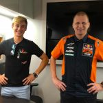 Red Bull KTM Ajo sign Fernandez and Masia for Moto3™ in 2021