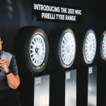 Pirelli launches 2021 WRC tyres in Italy