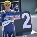 Rodrigo and Gresini renew for 2021 Moto3™ season