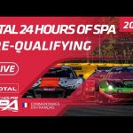 PRE-QUALIFYING - TOTAL 24 HOURS SPA 2020 - FRENCH