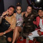Lewis Hamilton rubbishes suggestions he lives 'playboy' lifestyle as F1 champ insists he enjoys staying in