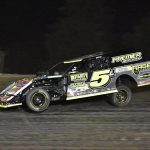 Laney Cops Merced Dirt Nationals Cash