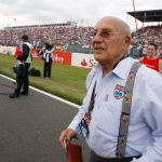 What was Sir Stirling Moss' cause of death and how many World Championships did the F1 legend win?