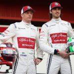 Alfa Romeo tie down Kimi Raikkonen and Antonio Giovinazzi for next year's F1 season as Finnish veteran delights in new deal with 'second family'