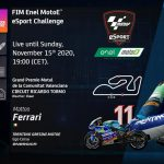 Get ready for the first FIM Enel MotoE™ eSport Challenge