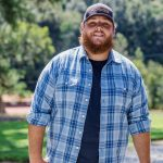 """Luke Combs Pre-Race Concert - """"Blue Collar Boys"""" and """"Angels Workin' Overtime"""""""