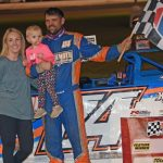 Beckwith Conquers Magnolia Dirt