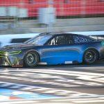 Next Gen Car Hits The ROVAL With Truex & Busch