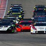 Lamborghini Super Trofeo Joins NASCAR COTA Weekend