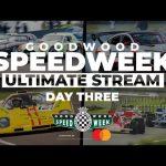 Goodwood SpeedWeek ultimate stream day 3   F1, RAC TT, Shootout final, drift and more