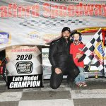 Adam Gray Enjoys Another Stafford Late Model Title