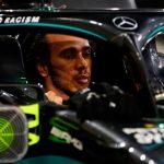Lewis Hamilton's win at Bahrain GP overshadowed by Grosjean's huge crash