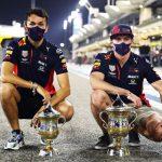 Albon podium performance not very good says Verstappen