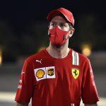 In Abu Dhabi, the sun sets on Seb's time with the Scuderia Ferrari