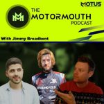 Ep 52 with Jimmy Broadbent (YouTube and sim racing sensation)