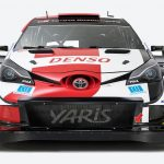 First pictures: 2021 Toyota Yaris World Rally Car