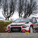 WRC3: Rossel bags early advantage