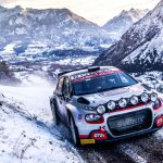 WRC3: Rossel cruises clear