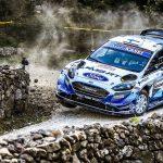 Olbia switch for Rally Italia Sardegna