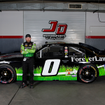 ForeverLawn Steps Up To Support Jeffrey Earnhardt