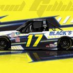 Black's Tire Backs David Gilliland In Truck Opener