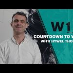 Countdown to W12 with Hywel Thomas