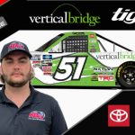 KBM Tabs Parker Chase For Two Road Course Races