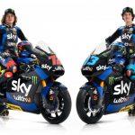SKY Racing Team VR46 reveal 2021 liveries