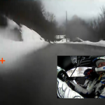 Onboard of the Rally: Rallye Monte-Carlo 2021