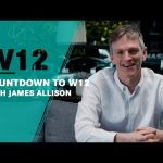Countdown to W12 with James: Building a New F1 Car!