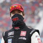Harrison Burton Hoping To Show Road Course Improvement