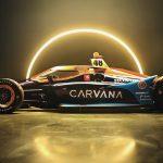 Carvana Unveils Paint Scheme for No. 48 Honda Driven by Johnson, Kanaan