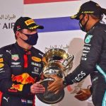 Max Verstappen 'realistic' about his chances of challenging Lewis Hamilton
