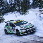 WRC2: Lappi leaps into early Arctic advantage